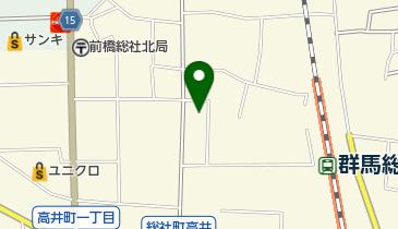 野町歯科医院の地図画像