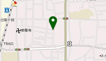山田歯科医院の地図画像