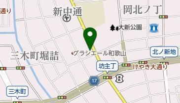 井関歯科医院の地図画像