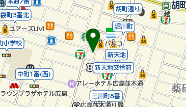 澤田歯科医院の地図画像