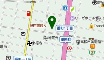平田歯科医院の地図画像