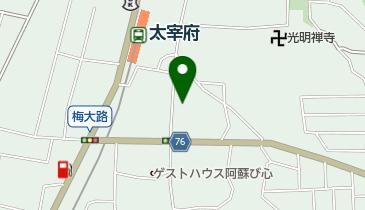 魚住歯科医院の地図画像