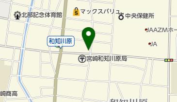 ひえじま歯科の地図画像