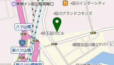 市川歯科医院の地図画像