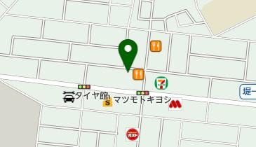 マクドナルド 郡山新さくら通り店の地図画像