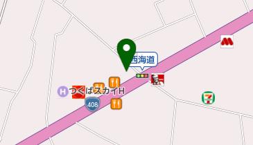 マクドナルド つくば学園店の地図画像