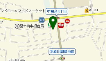 マクドナルド 竜ヶ崎ニュータウン店の地図画像