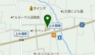 マクドナルド 東高崎店の地図画像