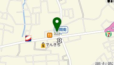 マクドナルド 川口差間店の地図画像