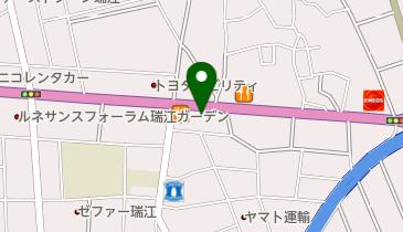 スルー ドライブ 江戸川 検査 区