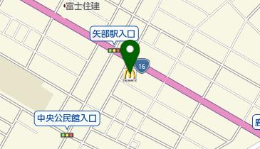 マクドナルド 16号相模原店の地図画像