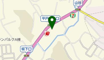 マクドナルド 1号線戸塚平戸店の地図画像