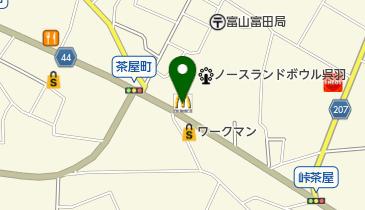 マクドナルド 呉羽店の地図画像
