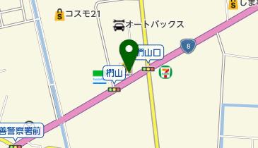 マクドナルド 8号線入善店の地図画像