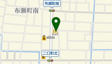 マクドナルド 富山空港通り店の地図画像