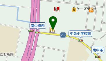 マクドナルド 津幡アルプラザ店の地図画像