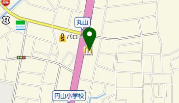 マクドナルド 8号線福井店の地図画像