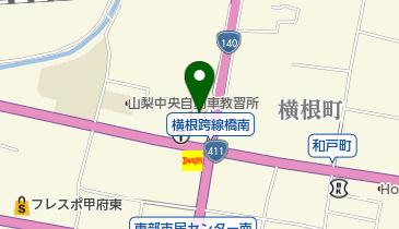 マクドナルド 甲府和戸店の地図画像