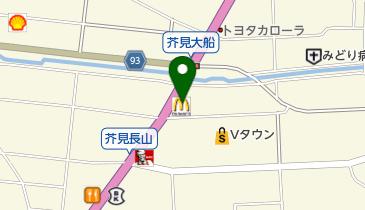 マクドナルド 芥見店の地図画像