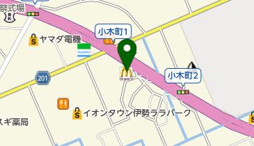 マクドナルド 伊勢店の地図画像