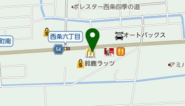 マクドナルド 鈴鹿中央通り店の地図画像