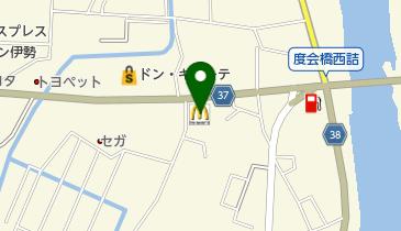 マクドナルド 伊勢宮川店の地図画像