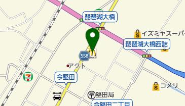 マクドナルド びわ湖大橋店の地図画像