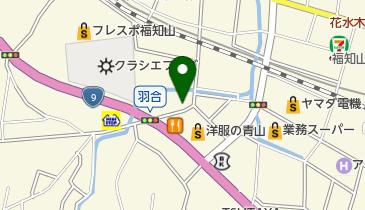 マクドナルド 9号線福知山店の地図画像