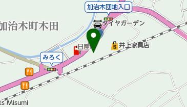 マクドナルド 加治木バイパス店の地図画像