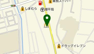 マクドナルド 糸満店の地図画像