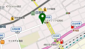 Abant Inn Shizuokaの地図画像
