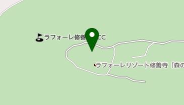 伊豆マリオットホテル修善寺の地図画像