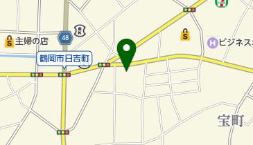 ホテル五番館の地図画像