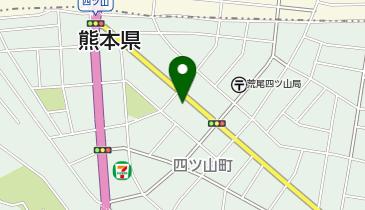 ビジネスホテル五十鈴荘の地図画像