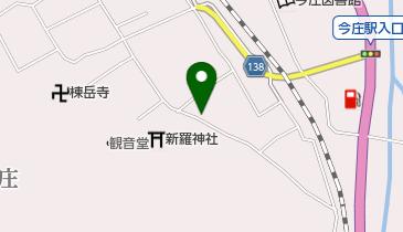 地域まるっと体感宿 玉村屋の地図画像
