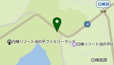 ローソン ビーナスライン白樺湖店の地図画像