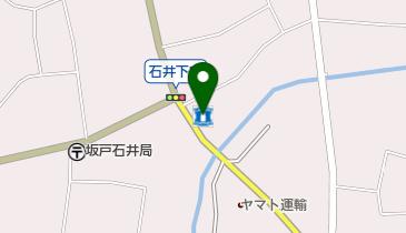 ローソン 坂戸石井店の地図画像