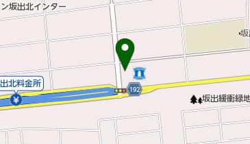 ローソン 坂出北インター店の地図画像