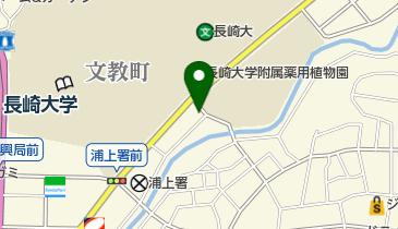 ローソン 長崎大橋町店の地図画像