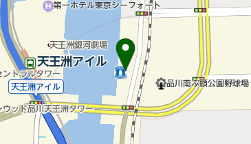 ローソン H東品川五丁目店の地図画像
