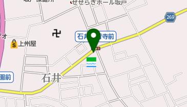 ファミリーマート 坂戸石井店の地図画像
