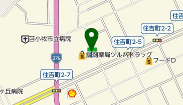 北海道苫小牧市のファミリーマート一覧 - NAVITIME