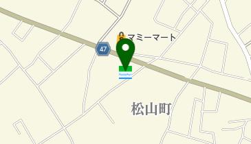 ファミリーマート 東松山松山町店の地図画像