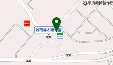 ファミリーマート ポートストア城南島店の地図画像