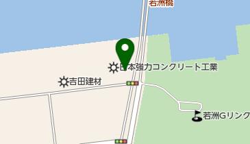 ファミリーマート ポートストア若洲店の地図画像