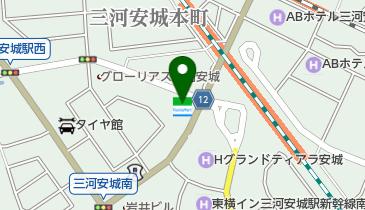 ファミリーマート 三河安城駅前店の地図画像