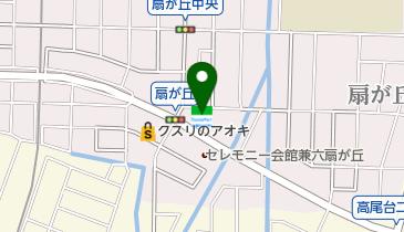 ファミリーマート 野々市扇が丘店の地図画像