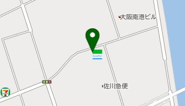 ファミリーマート 南港トラックターミナル店の地図画像