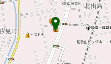 ココス 和歌山店の地図画像