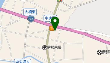 ココス 信州伊那店の地図画像